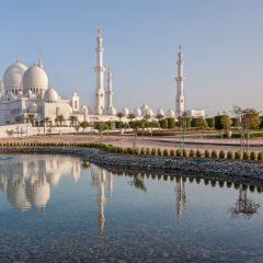 Abu Dhabi City Tour and Ferrari World Ticket Combo