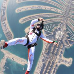 Dreamy Flights: Gyrocopter Flying Experience in Dubai with Private Return Transfers Upgrade